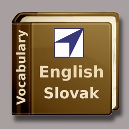 Vocabulary Trainer: English - Slovak