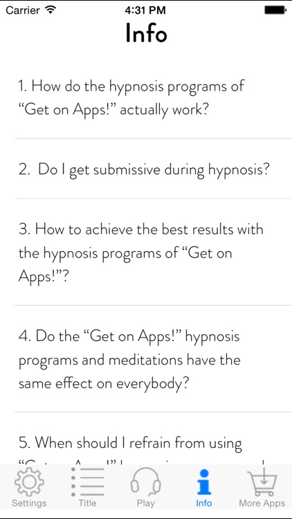 Get Resilient! Building Resilience by Hypnosis screenshot-2