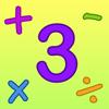 One Step Ahead Apps, LLC - Kids Math Fun — Third Grade artwork