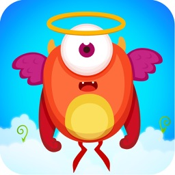 Monster Cupid: Cloud Jump Adventure
