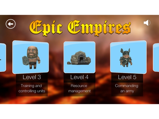 Epic Empires on the App Store