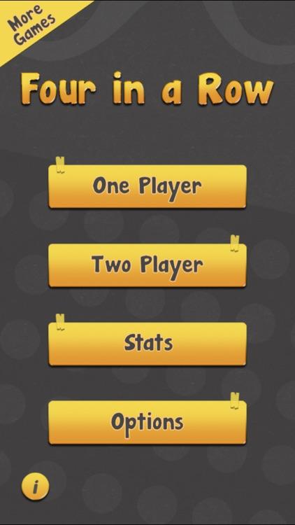 Four in a Row ' screenshot-3