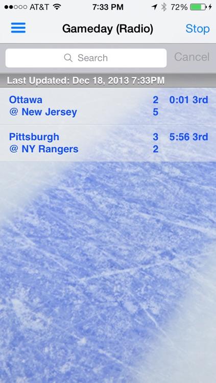 avLive - Pro Hockey Radio screenshot-3