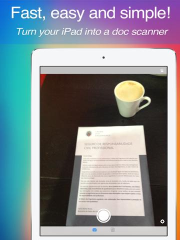 ProScan - PDF Scanneur de documents, factures & reçus