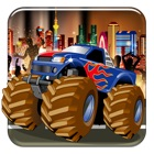 Monster Game Truck icon