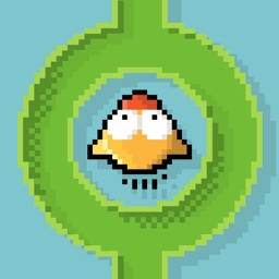 Flappy in The Pipe Free - Stay in The Line Fly in The Pipe
