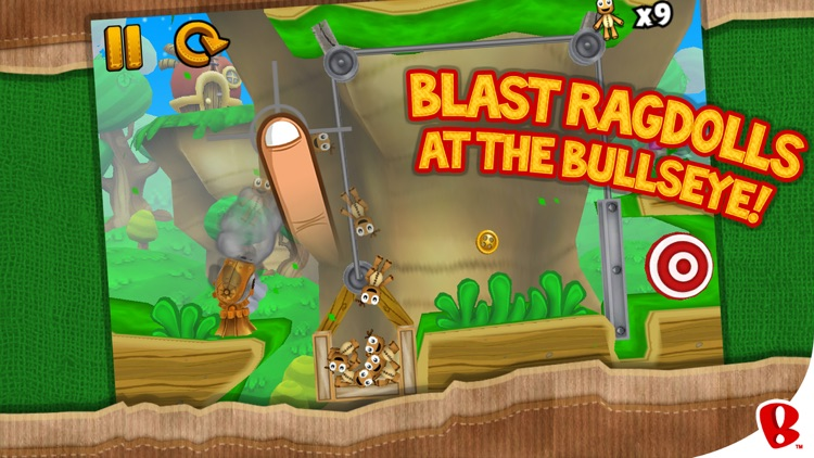 Ragdoll Blaster 3 screenshot-1