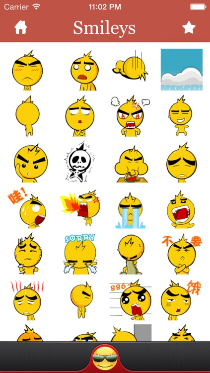 Emoji Stickers for Whatsapp screenshot-3