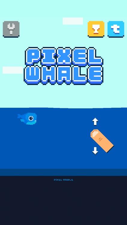 Pixel Whale