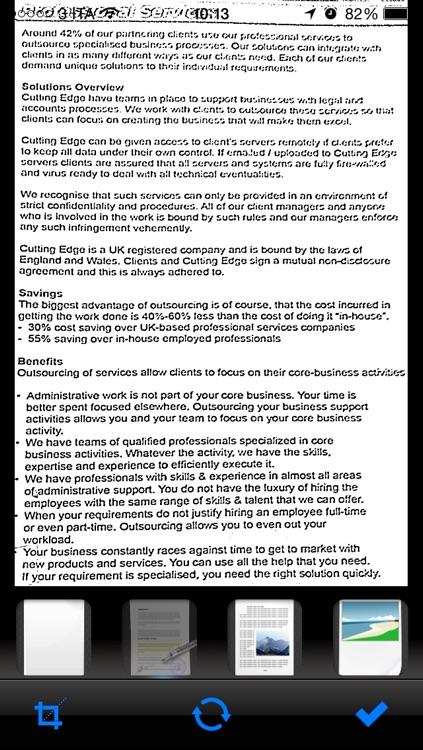 Scan Fax EasyOffice screenshot-3
