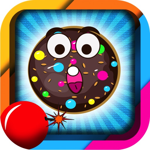Cookie Shooting Puzzle Mania - Gun Shoot Sweet Chocolate Free