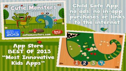 Cutie Mini Monstersのおすすめ画像1
