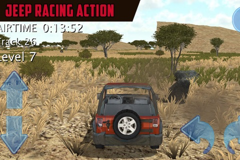 Jeep Jump N Jam 4x4 Racing 3D screenshot 1