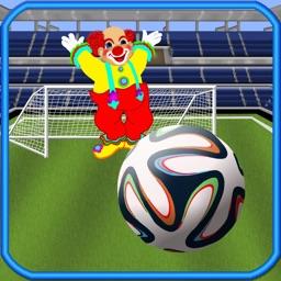 A Football Goal - Soccer Penalty Fun Game