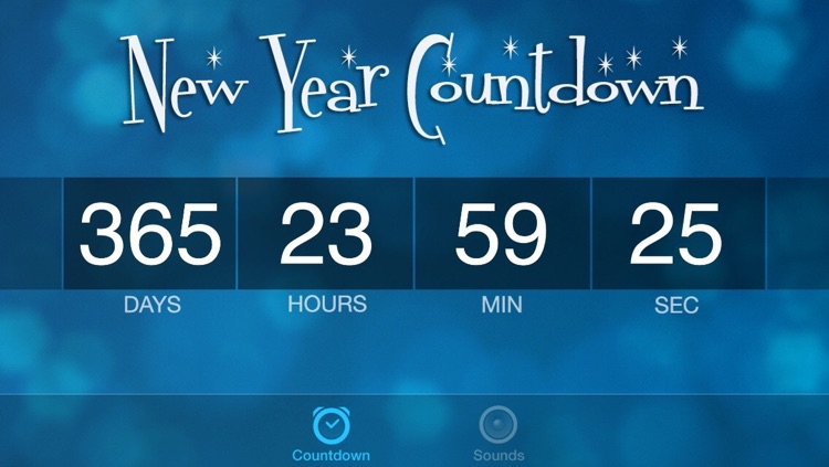 New Year Countdown! screenshot-4
