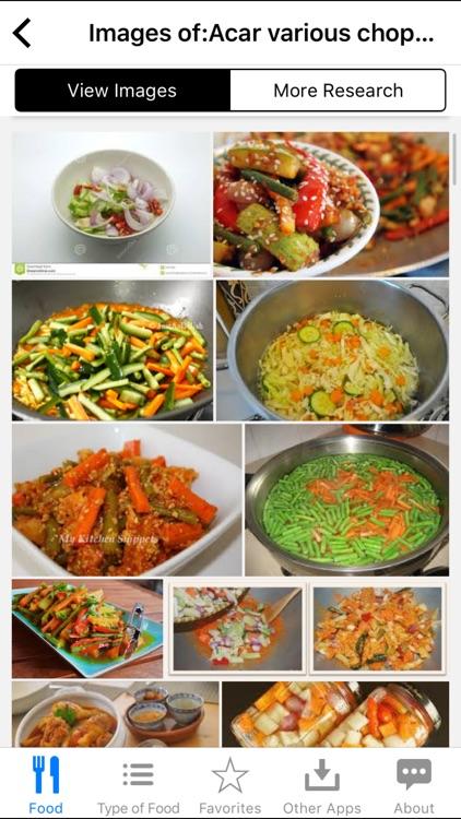 Indonesian Food screenshot-3