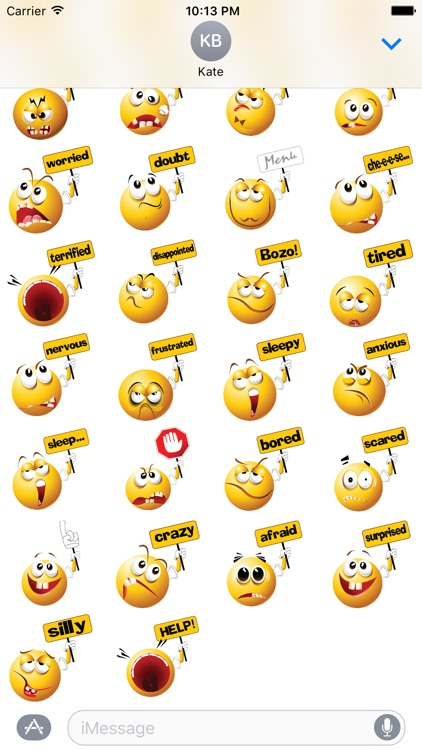 Smiley Expressions 2
