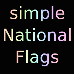 simple National Flags HD