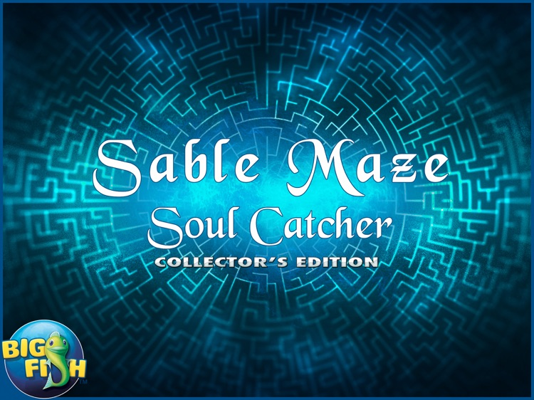 Sable Maze: Soul Catcher HD - A Mystery Hidden Object Game (Full) screenshot-4
