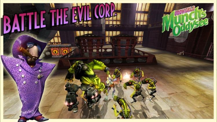 Oddworld: Munch's Oddysee screenshot-3