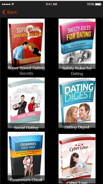 Dating Secret - How to Get a Girlfriend Easily screenshot-3