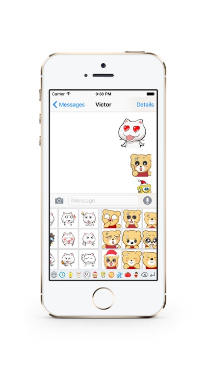 Animated Emoji Keyboard Pro - Fully Animated Emojis, Emoticon, Stickers & Gifs screenshot-4