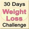 Weightloss Challenge in 30 days