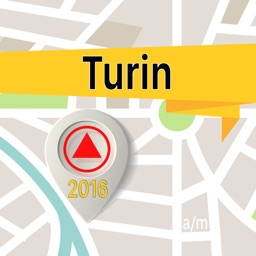 Turin Offline Map Navigator and Guide