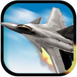 F18 War Plane Ace Pilot Storm: Fighter Jet Dog Fight