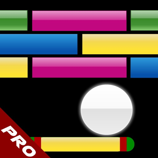 Color Rolling Blocks Game PRO icon