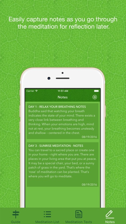 Osho Meditation for Busy People screenshot-3