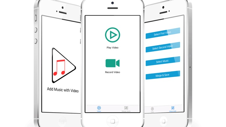 Join Audio with Video:Change video sound/new music screenshot-3