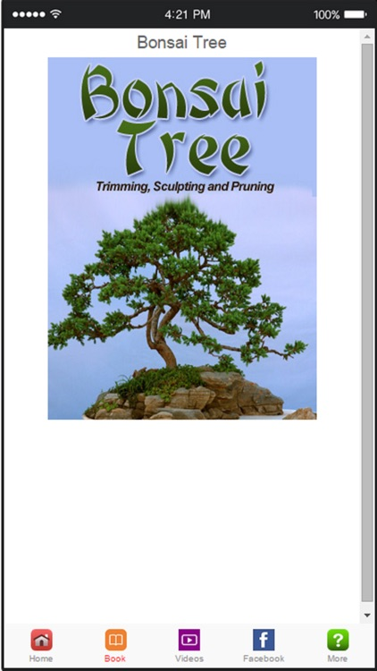 Bonsai Tree - A Guide to Growing Bonsai and Making Bonsai
