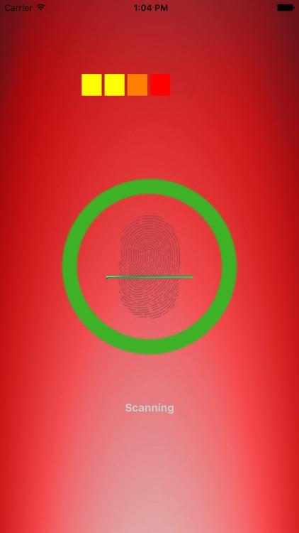 True Love Detector Finger Scan Test