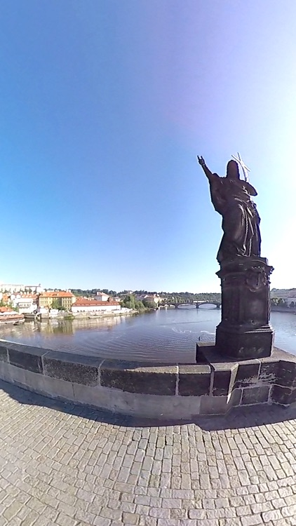 VR Prague City Walk - Virtual Reality 360 screenshot-4