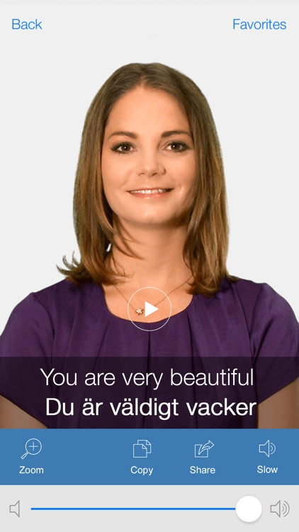 Swedish Video Dictionary - Translate, Learn and Speak with Video Phrasebook screenshot-4