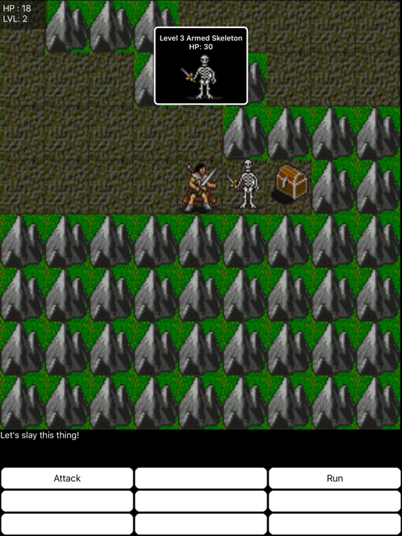 Saga RPG II: Evolution-ipad-2