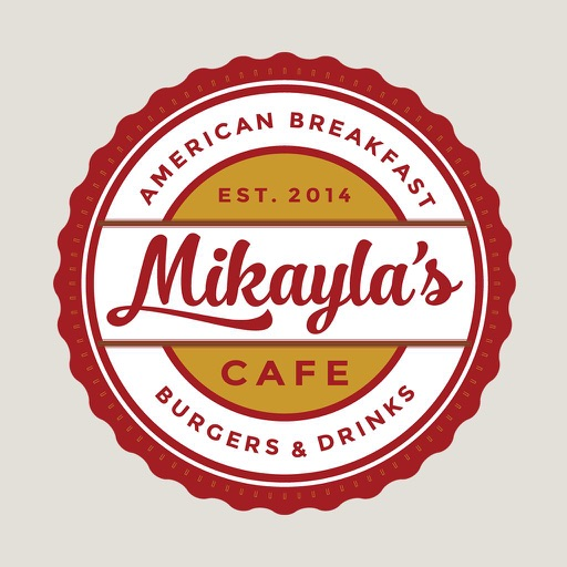 Mikayla's Cafe icon