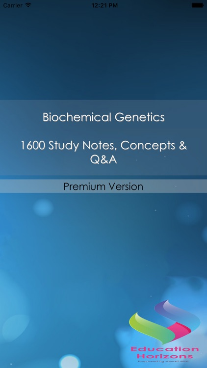 Biochemical Genetics : 1600 Flashcards Notes & Quiz For Exam Prep