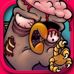 Happy Zombie Birds: Eat the Fatty Birdies