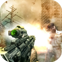 Dead Zombie Battles - Shoot Walking Zombies Games