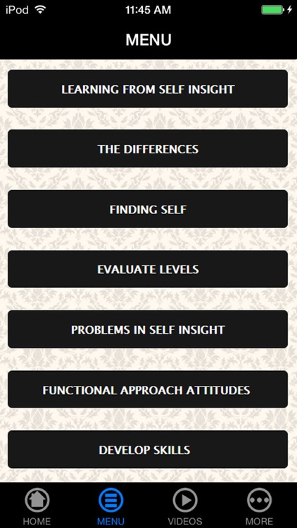 Best Personal Growth & Self Insight Secrets Revealed screenshot-4