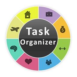 TaskOrganizer - To-Do List, Task Manager & Checklist Organizer
