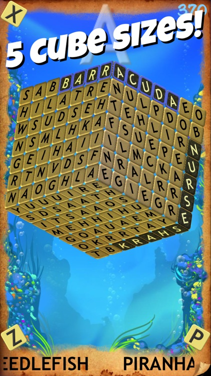 Word Head ( 3D Word Search ) screenshot-3