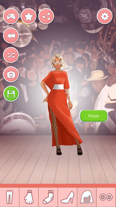 Prom Night Makeover Salon - Dress Up Games - by WIZARDS TIME D.O.O. ...
