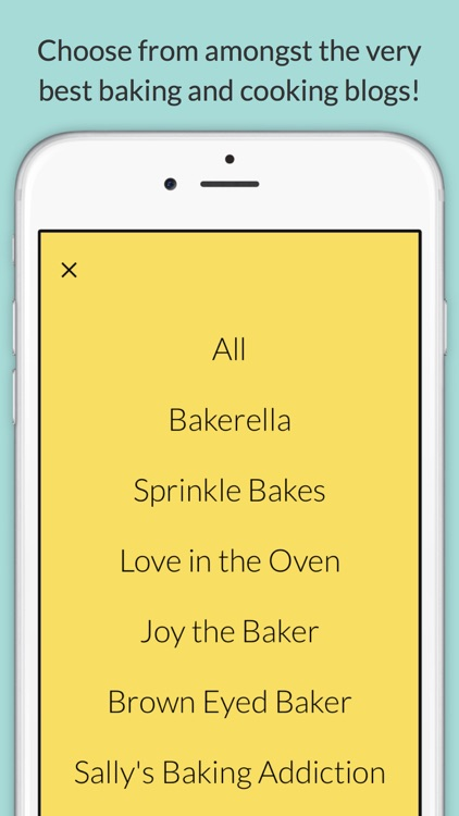 BakeWithMe | Baking News, Recipes, Tips, and more! screenshot-4