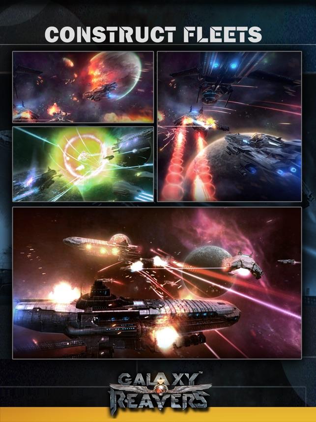 Galaxy Reavers Screenshot