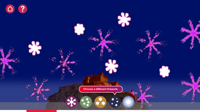 VM Fireworks screenshot one