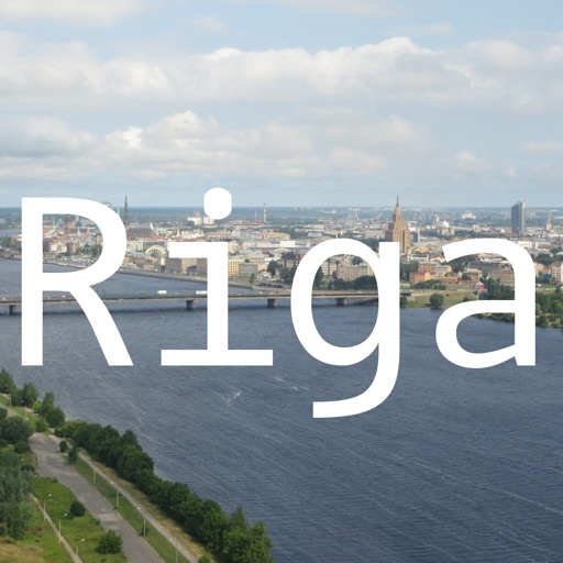 hiRiga: Offline Map of Riga (Latvia)