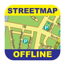 Dallas Offline Street Map